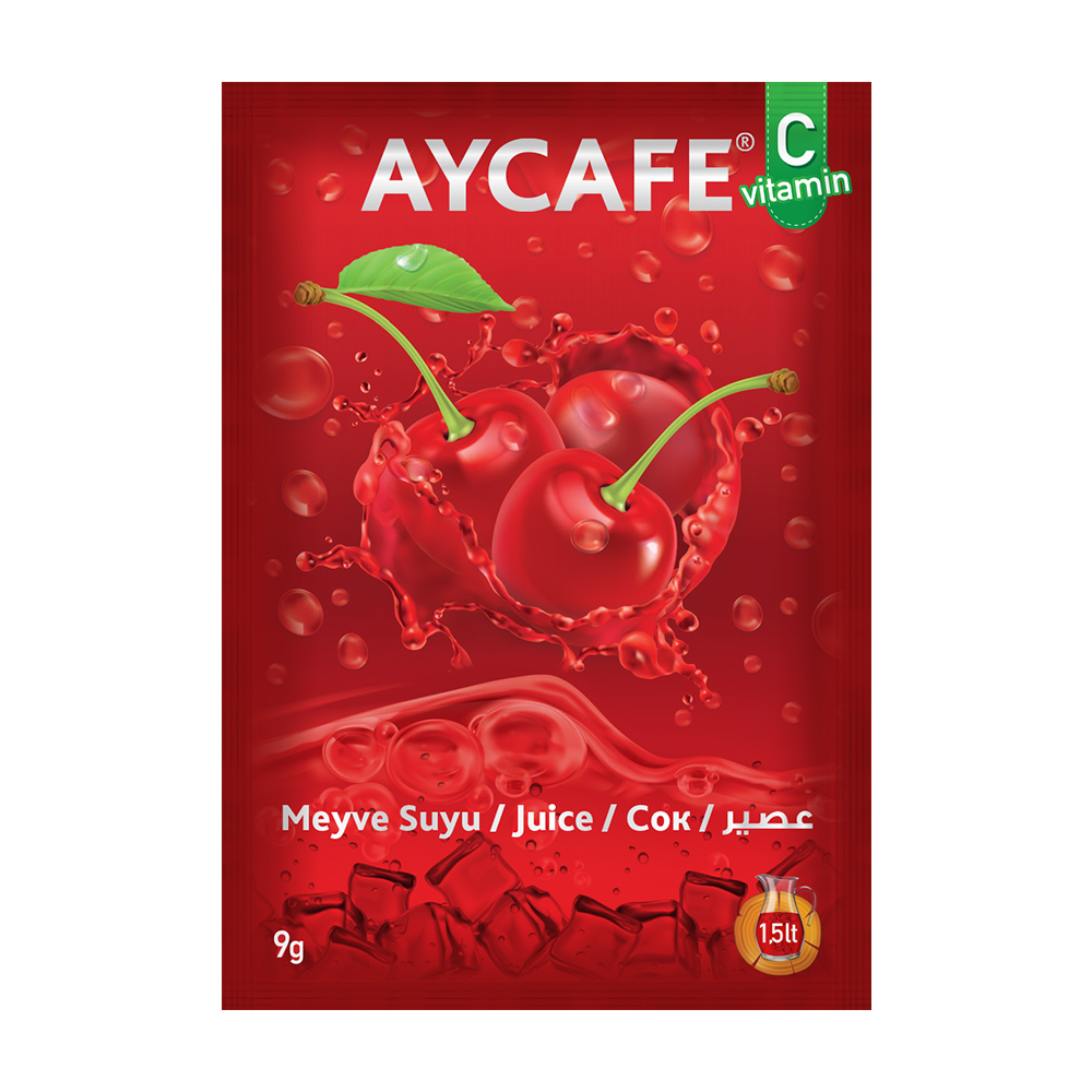 Aycafe Cherry Flavoured Instant Drink