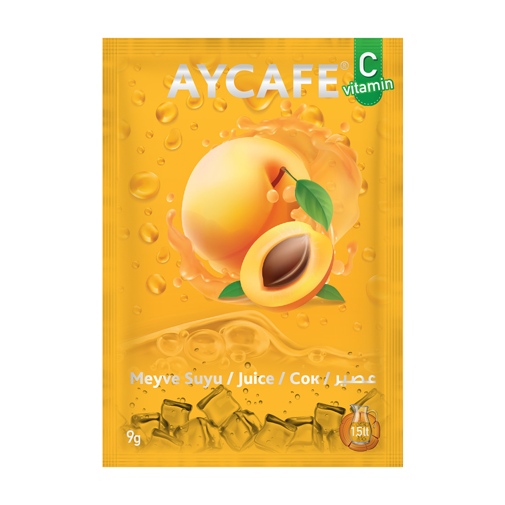 Aycafe Apricot Flavoured Instant Drink