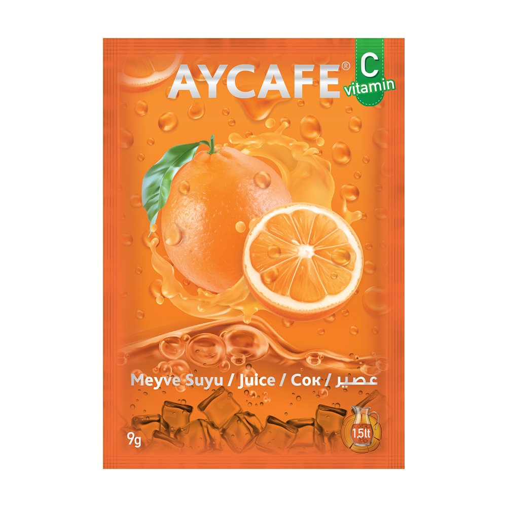 Aycafe Orange Flavoured Instant Drink