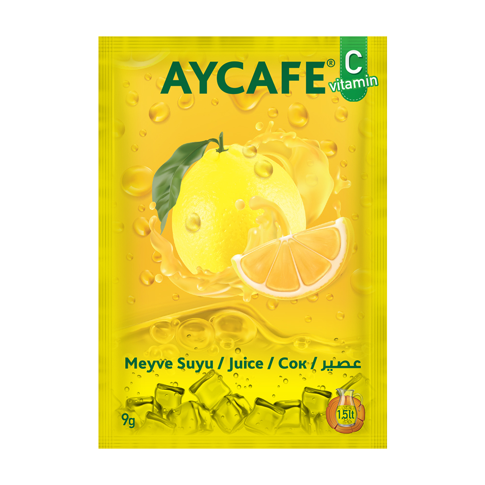 Aycafe Lemon Flavoured Instant Drink