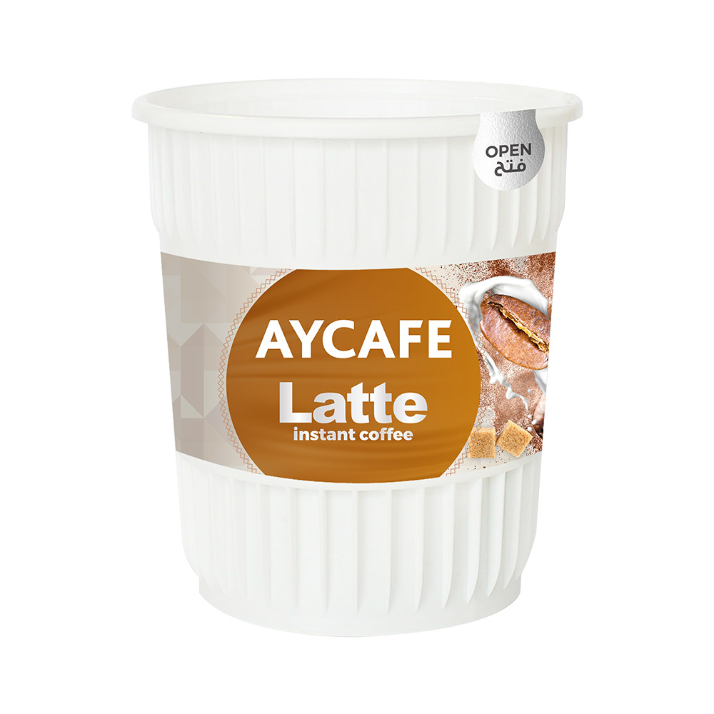 Aycafe Latte Instant Coffee In Cup