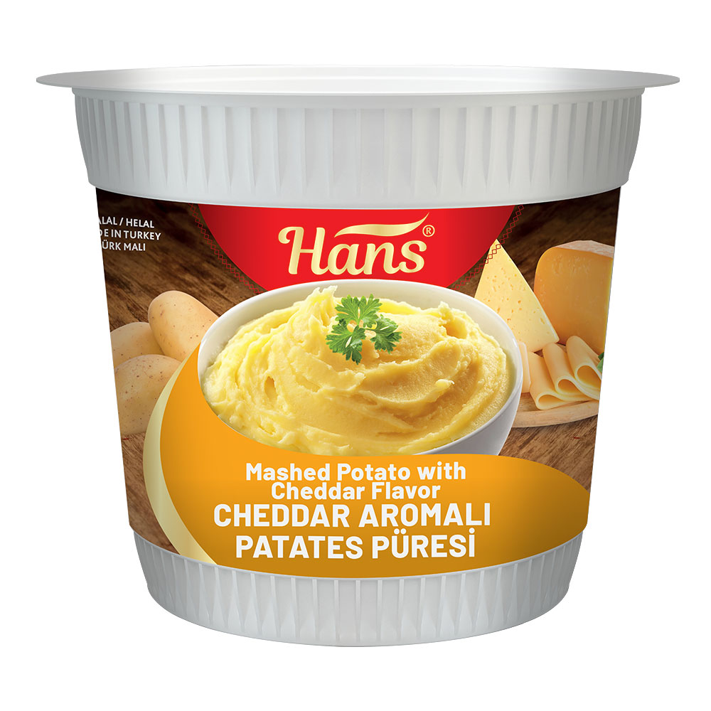 Mashed Potato with Cheddar Flavor